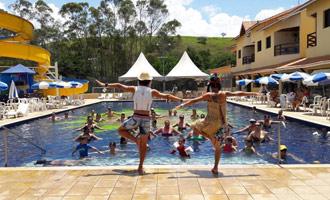 Resort Recanto Do Teixeira Oferece