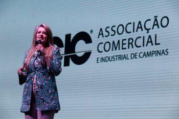 Adriana Flosi presidente ACIC Campinas Retail Conference