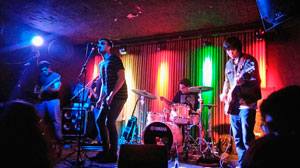 Time Flies banda música ao vivo Campinas Bar Lado B