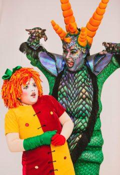 teatro infantil crianças Galleria Shopping fim de semana