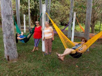 Melhor idade passeio hospedagem resort Recanto do Teixeira região de Campinas